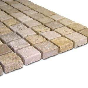 Travertin Mosaic Mix