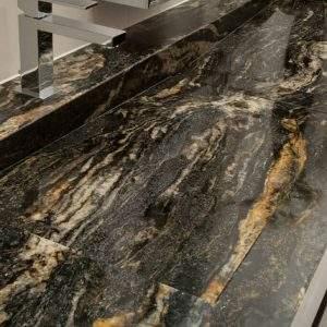 Granit Cosmic Black