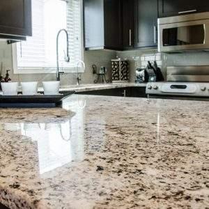 Granit alb Alaska White